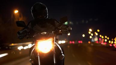 Мотоциклам в Алматы предлагают запретить езду по ночам