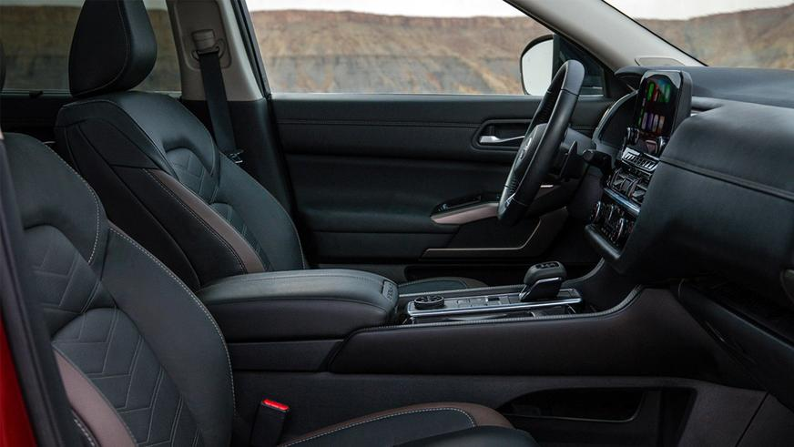 Новый Nissan Pathfinder приедет в Казахстан