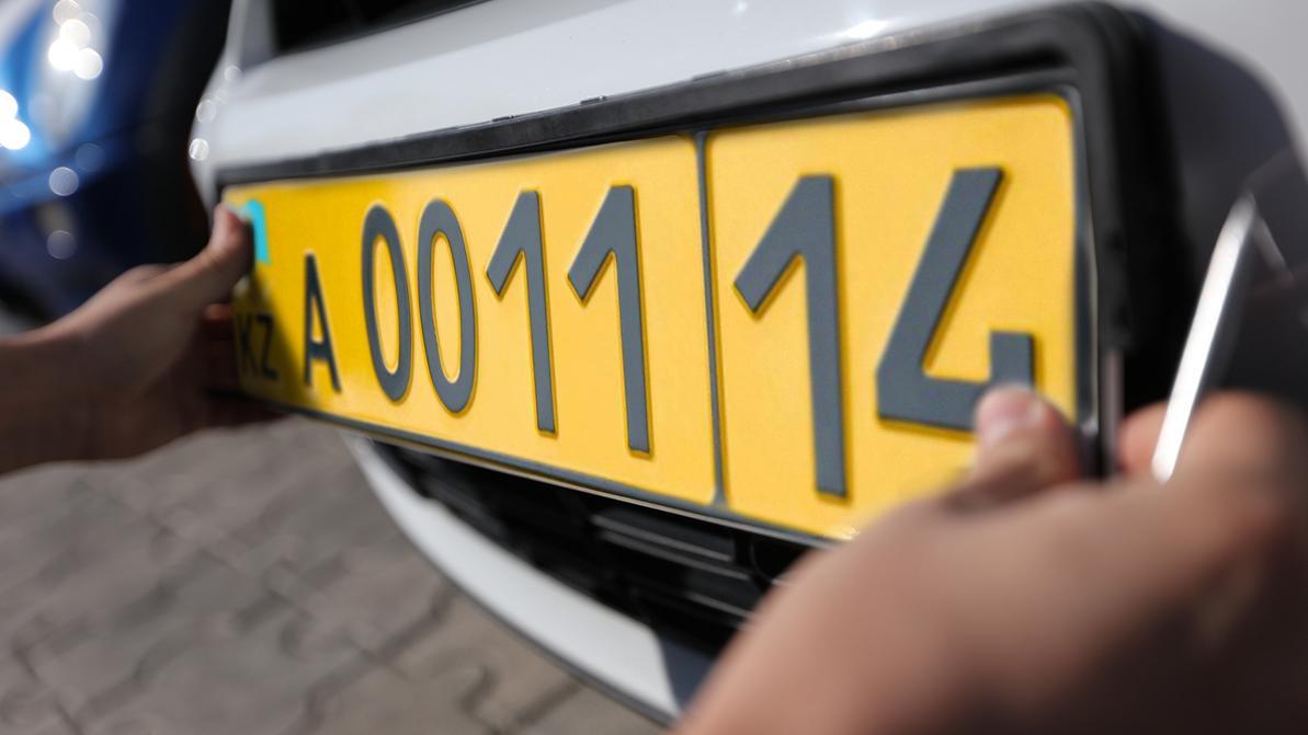 Сроки получения жёлтых номеров для армянских авто, возможно, продлят