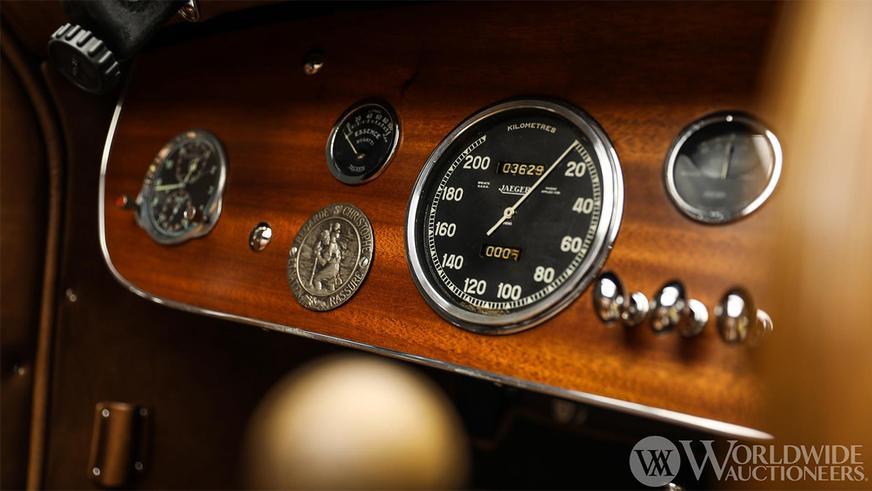 Этот Bugatti пережил всех владельцев и не намерен останавливаться