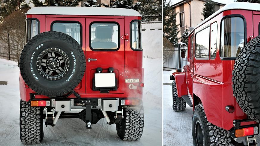 interesting-cars-21Редкие машины Казахстана в продаже: от Mercedes-Benz 500 E до Toyota BJ40