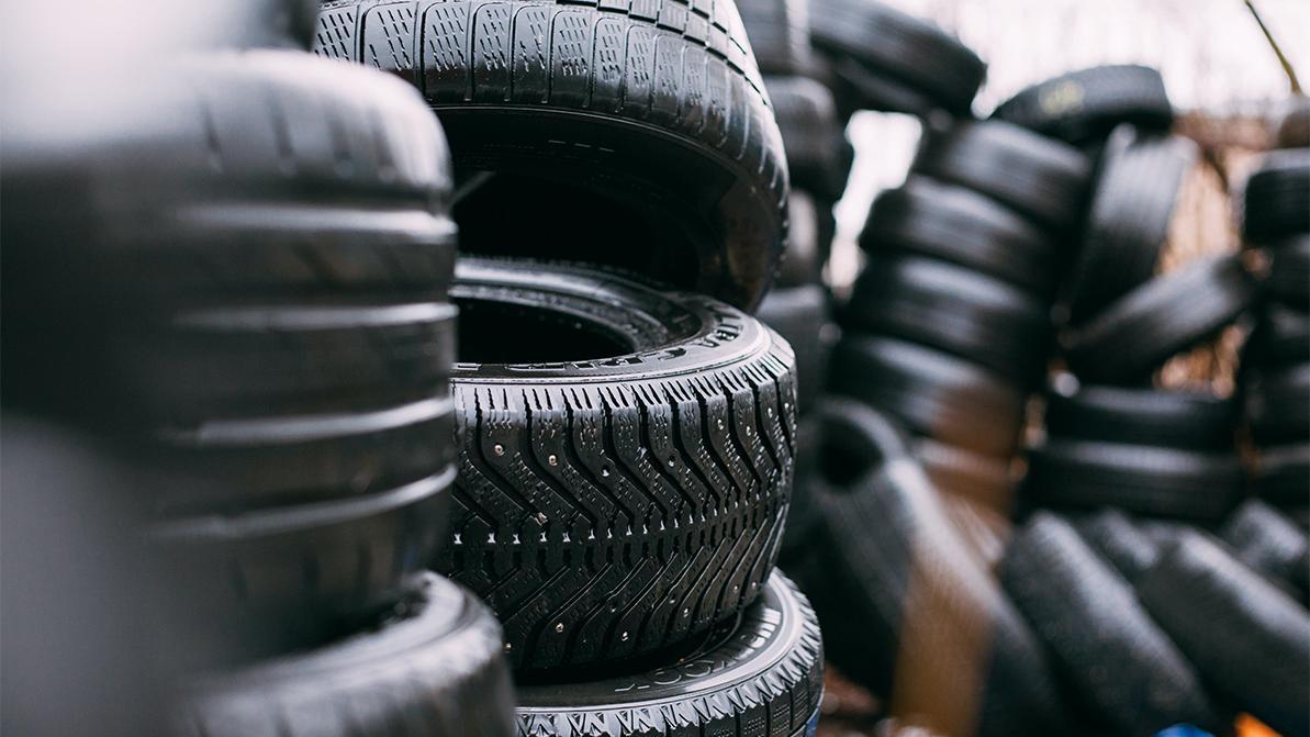 Хранение шин. Как правильно?
