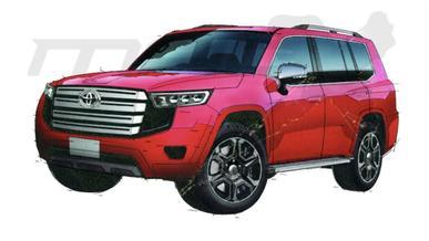 Новый Toyota Land Cruiser может получить версию GR