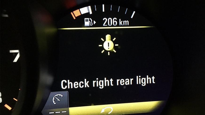 Дешёвая запчасть – дорогие проблемы: перегоревшие лампы стоп-сигналов