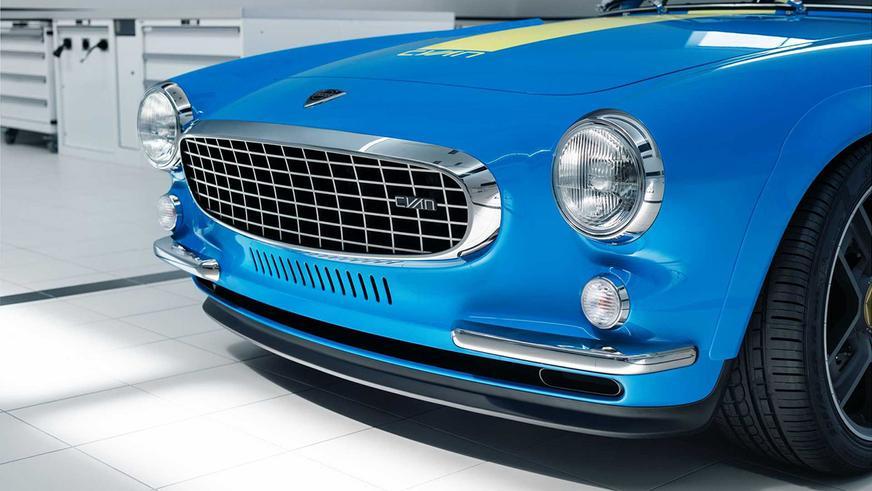 Карбоновый Volvo продемонстрировал возможности