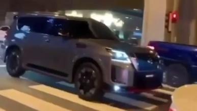 В ОАЭ замечен новый Nissan Patrol Nismo