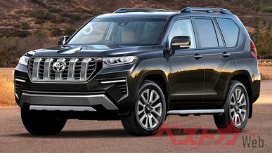 Новый LC Prado 250 может задержаться на три года
