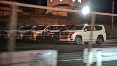 Toyota Land Cruiser 300 без маскировки