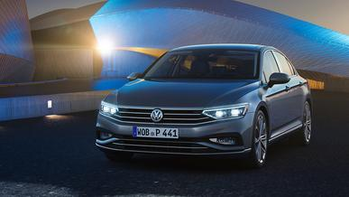 Volkswagen Passat вернулся в Казахстан