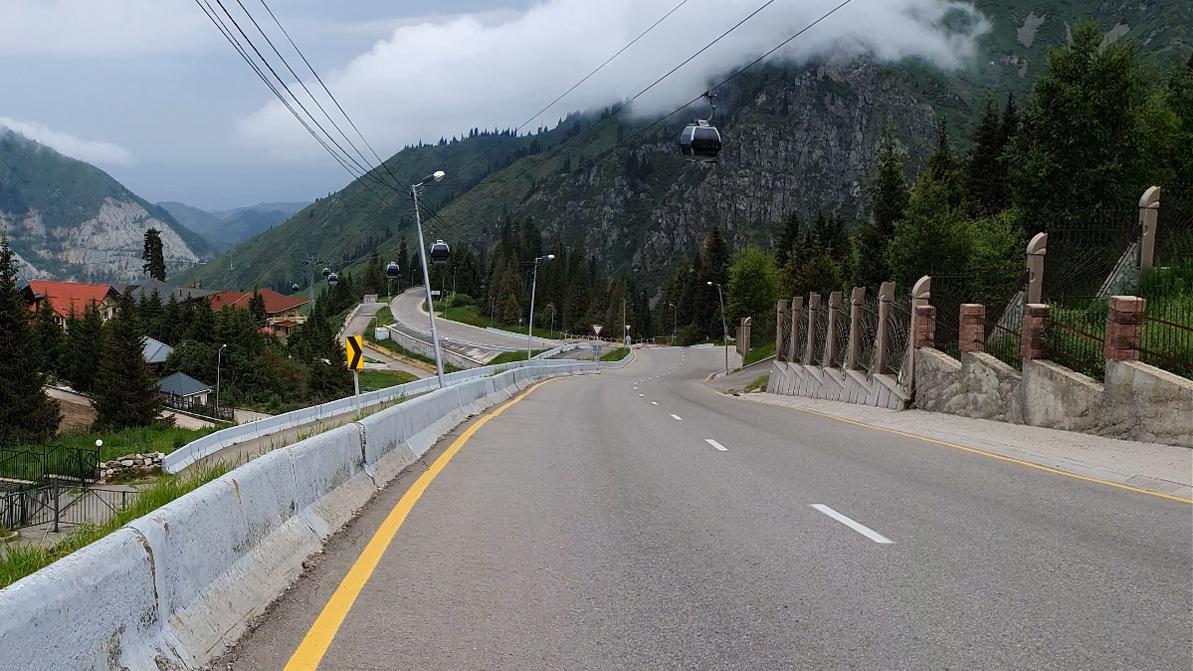 Дорогу Медеу – Шымбулак закроют на ремонт