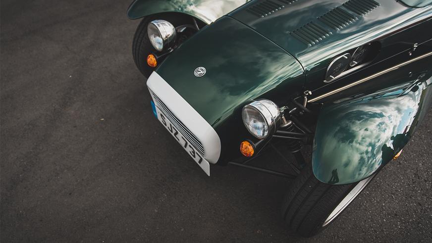 Столичный умелец собрал собственный Lotus Seven и теперь его продаёт