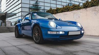 За Porsche 911 (993) просят 70 млн тенге