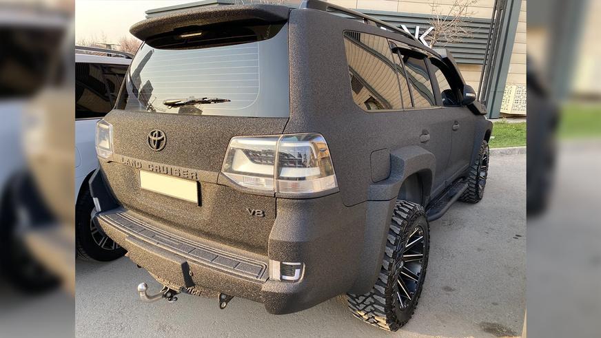 Интересные Toyota Land Cruiser в продаже на Kolesa.kz