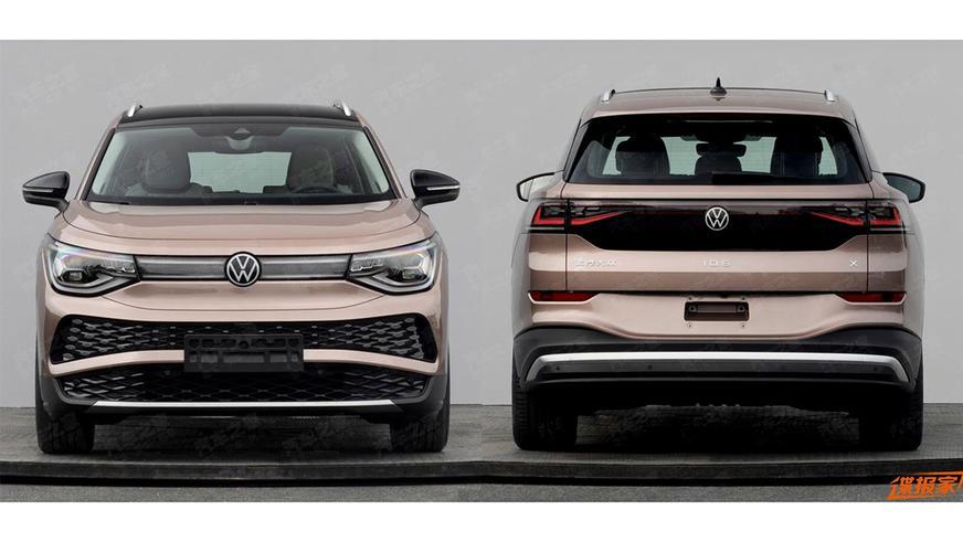 Рассекречен серийный Volkswagen ID.6