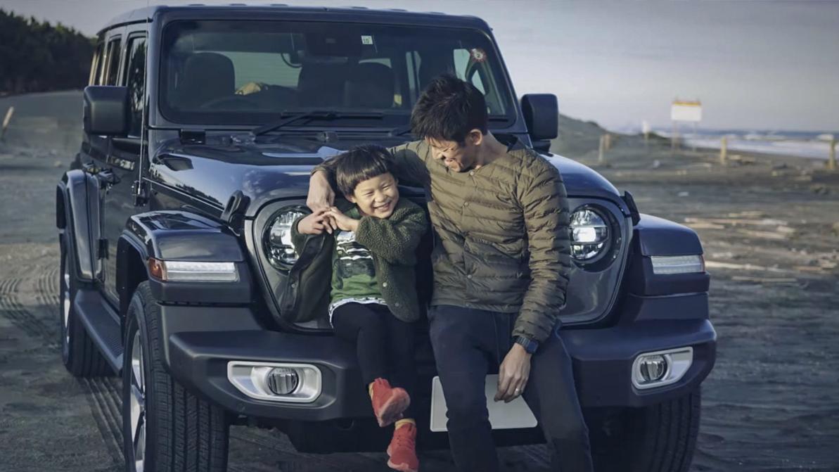 Где в мире продаётся больше всего Jeep Wrangler?