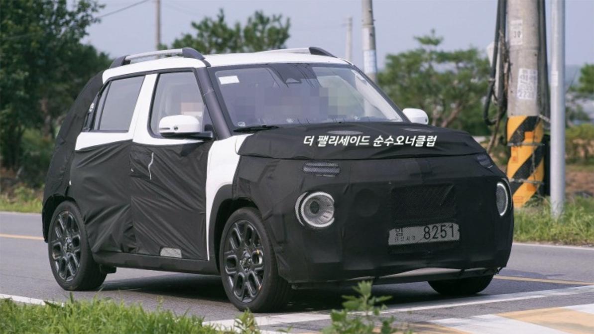 Кроссовер-привидение от Hyundai