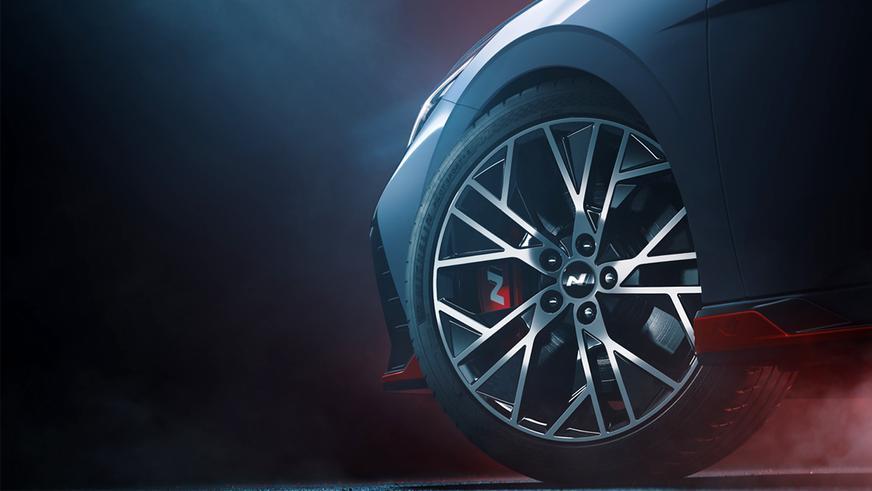 «Зажигалка» Hyundai Elantra N готова к премьере