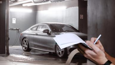 СТО и автомойки будут работать только по записи в Восточном Казахстане