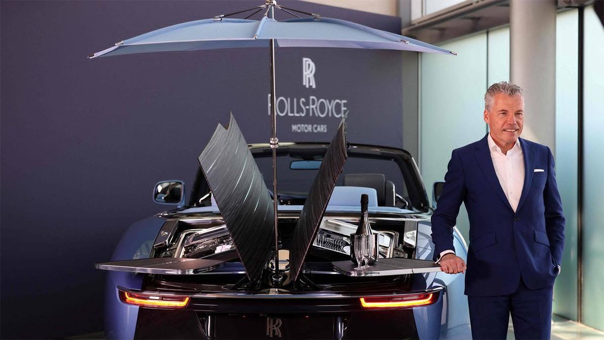 Что электрификация, что пандемия – всё во благо Rolls-Royce
