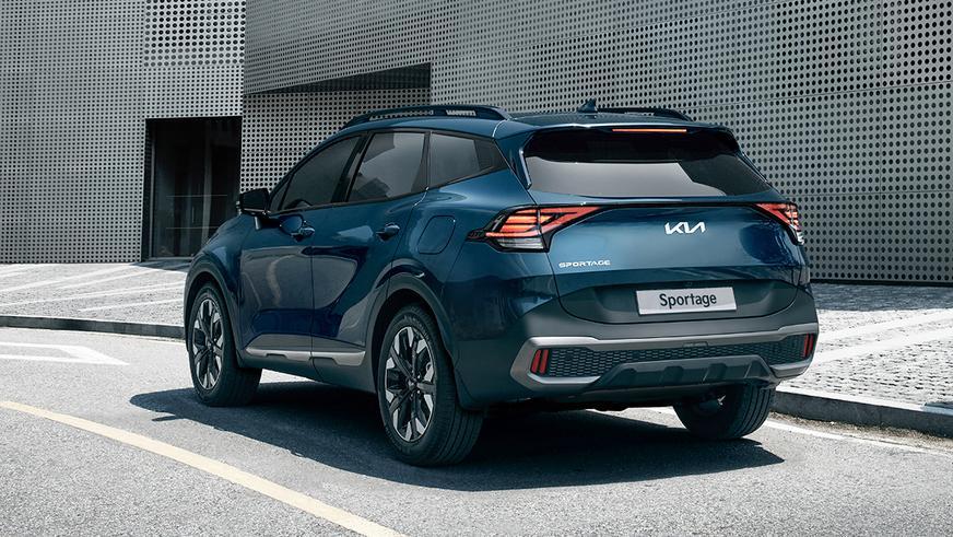 Новые Kia Sportage: моторы и характеристики