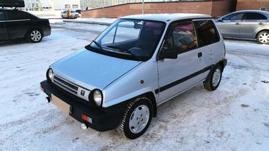 Honda Jazz из 1980-х продают на Kolesa.kz