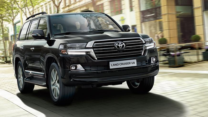 Цены на Toyota поднялись в Казахстане