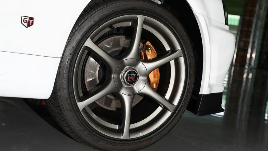 Nissan Skyline GT-R V-Spec II Nur – настоящая капсула времени