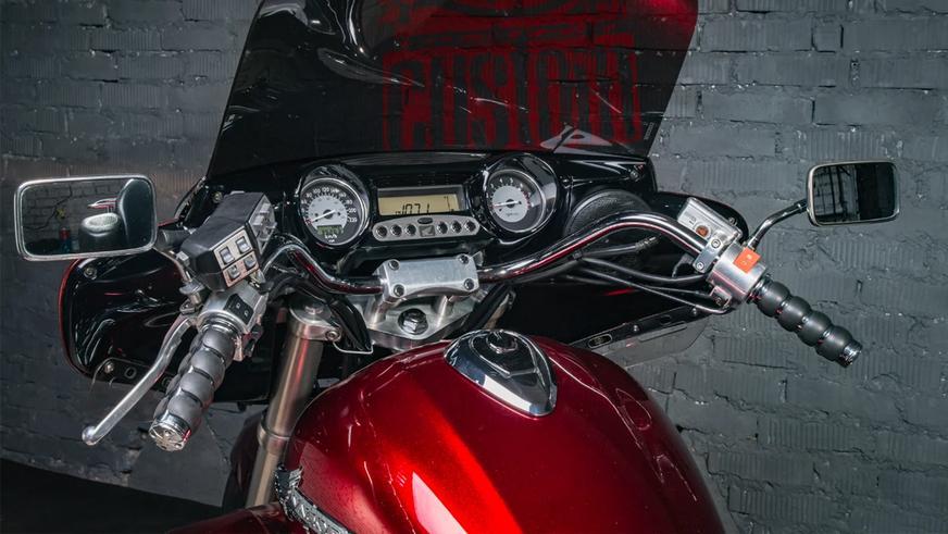 Мото на Kolesa.kz: от старого «Урала» до трайка Honda