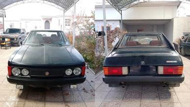 Редкая Tatra 613 продаётся в Таразе