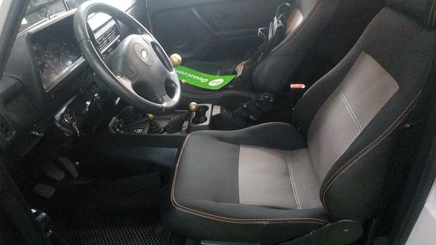 Как поживают Lada 4x4 казахстанской сборки в Китае