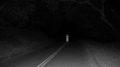 Дорожным призраком в Ханколе занялась полиция