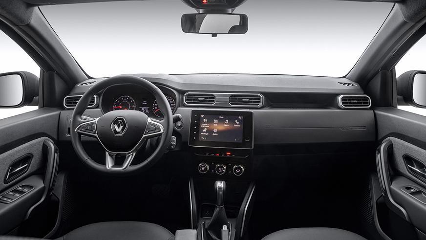 Новый Renault Duster выпустили на российские дороги