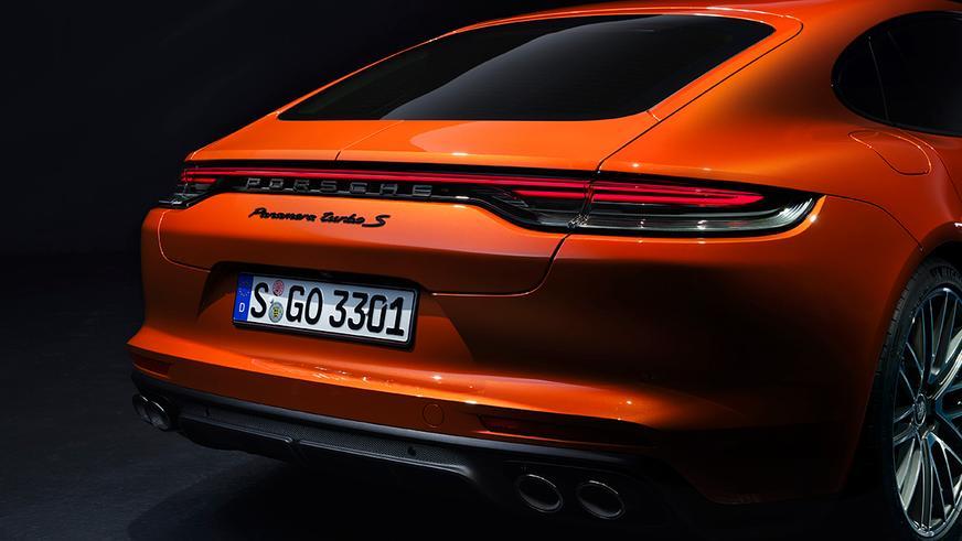 Porsche обновила семейство Panamera