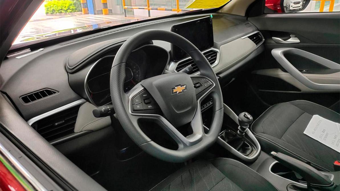 Chevrolet Groove: кроссовер за 12 тысяч долларов