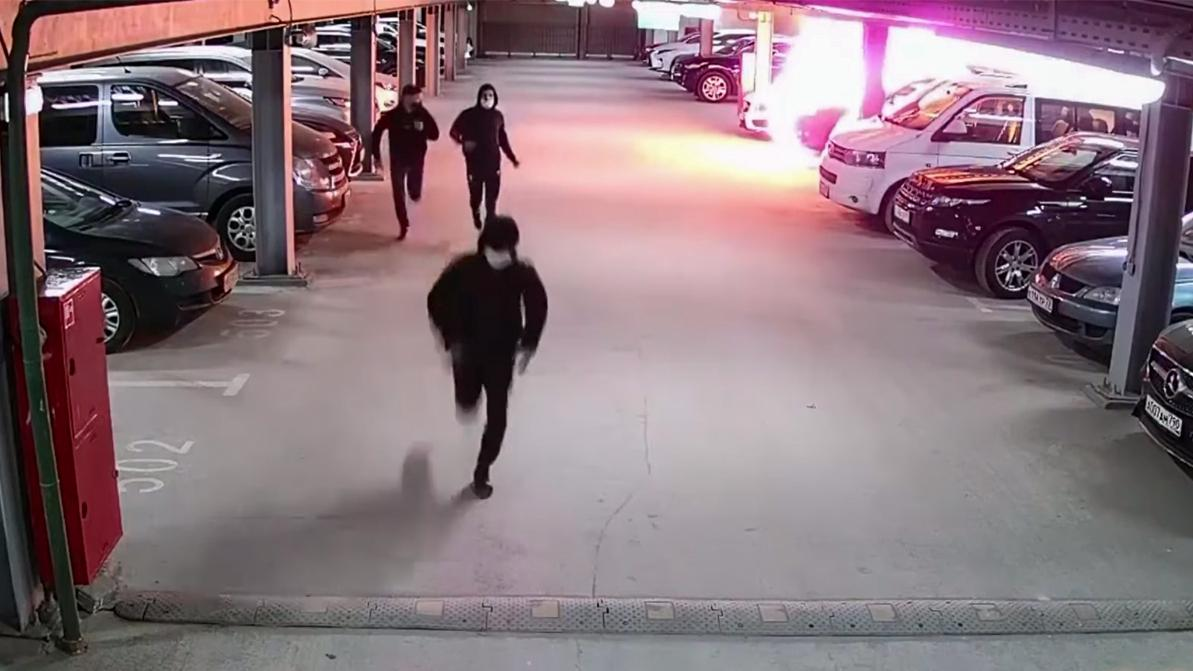 Криминальный бизнес: поджог по заказу