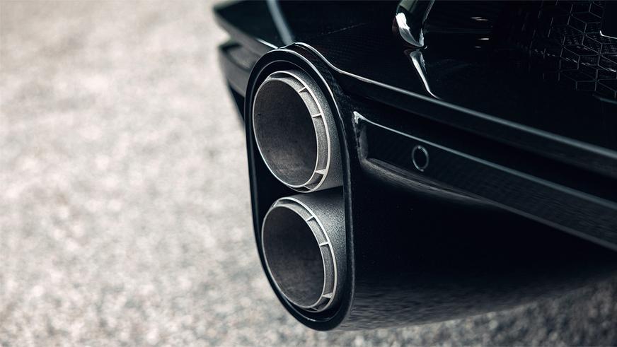Bugatti Super Sport официально