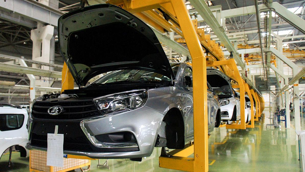 Конвейер «Азия Авто» в Усть-Каменогорске встал