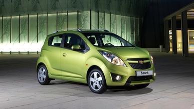 Chevrolet Spark вернётся в Казахстан