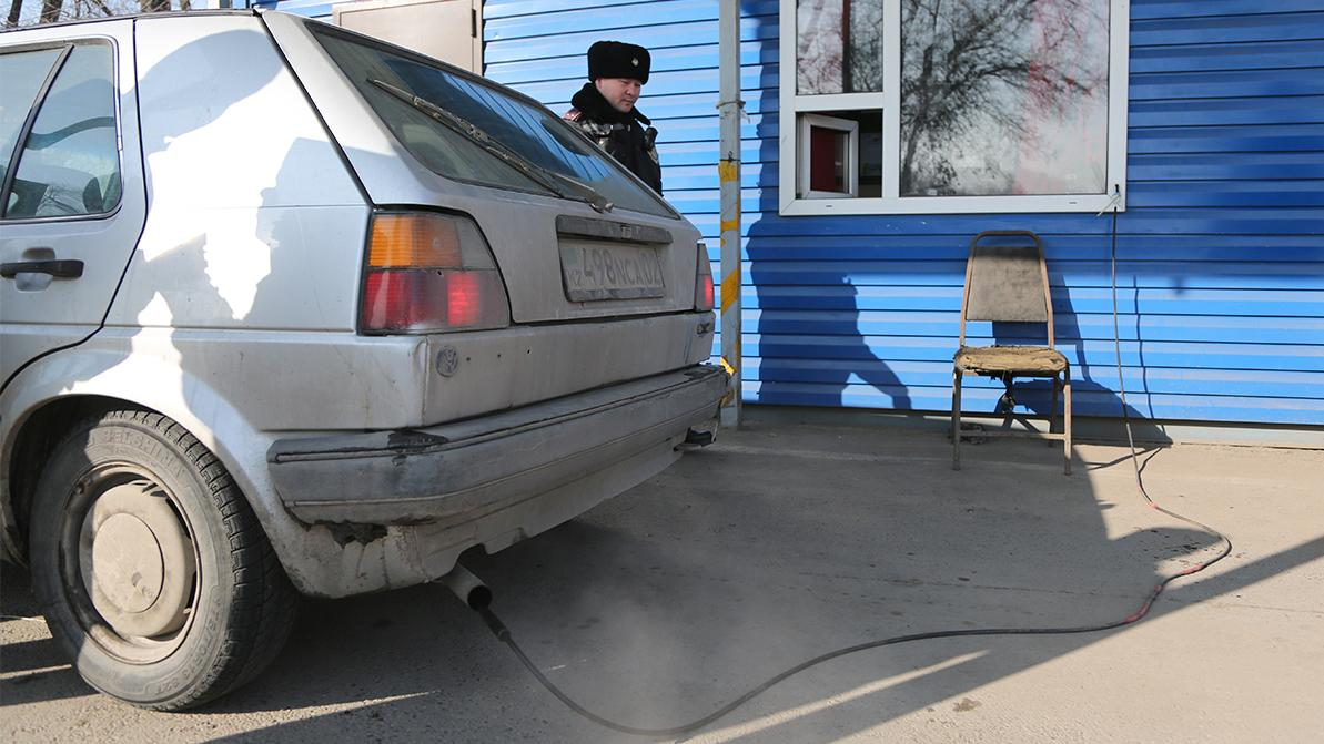 Ещё девять экопостов появятся скоро в Алматы