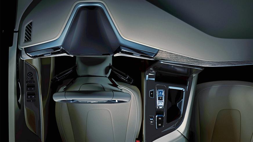 Hyundai презентовала минивэн Custo