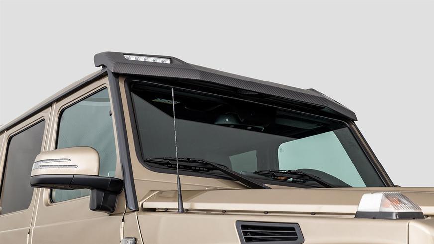 Mercedes-Benz G63 AMG 6×6 без пробега продают за 1 млн долларов