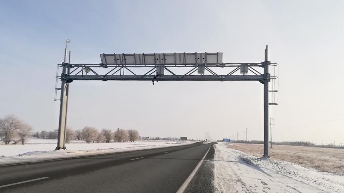 Более тысячи камер установят на казахстанских трассах