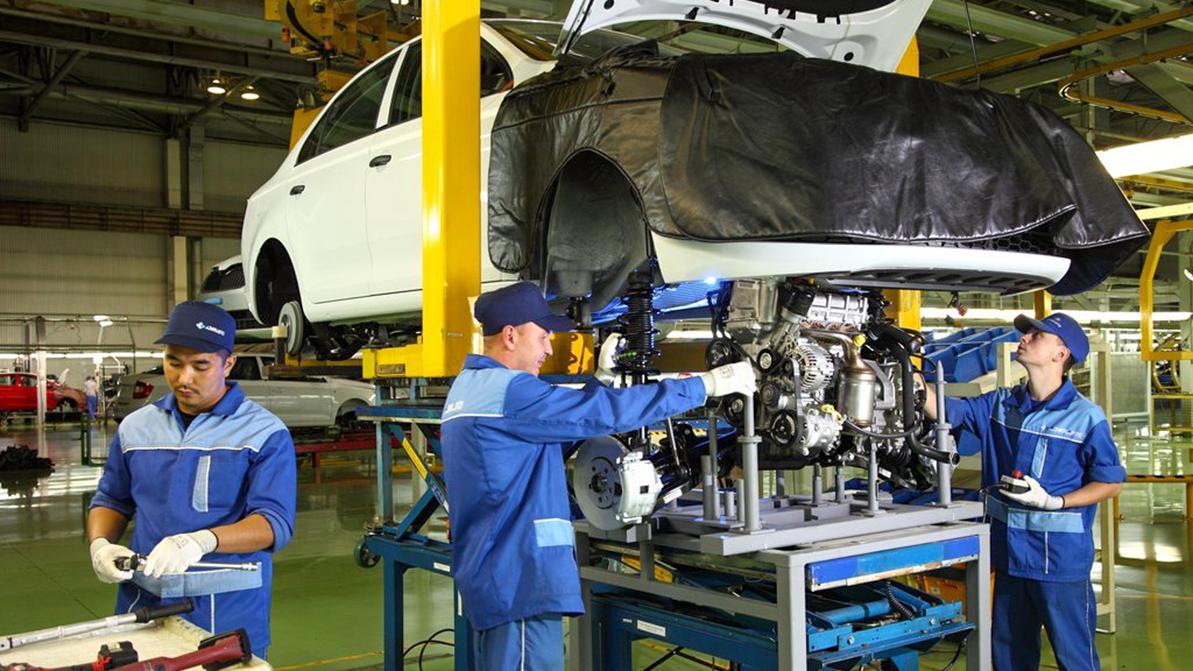 Почти 4000 сотрудников «Бипэк Авто — Азия Авто» потеряют работу с 10 марта