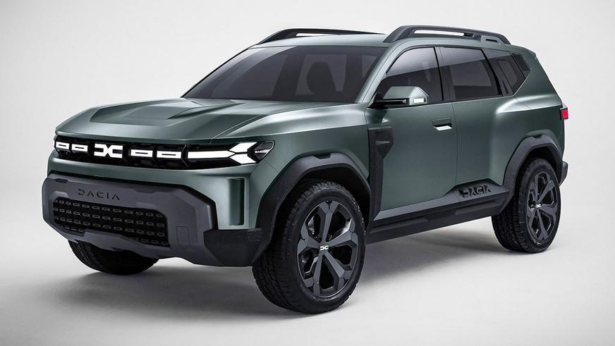 Эта Dacia может стать «ладой» в 2025 году