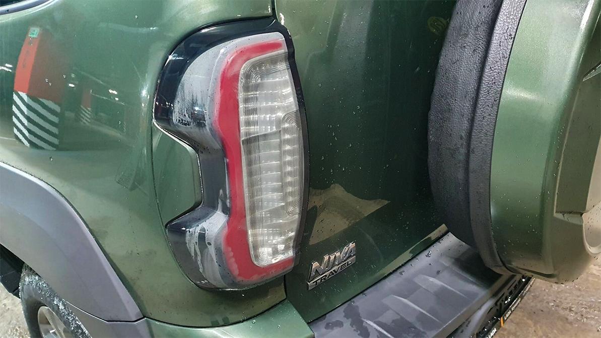 Новости прогресса: фонари Lada Niva Travel больше не будут запотевать