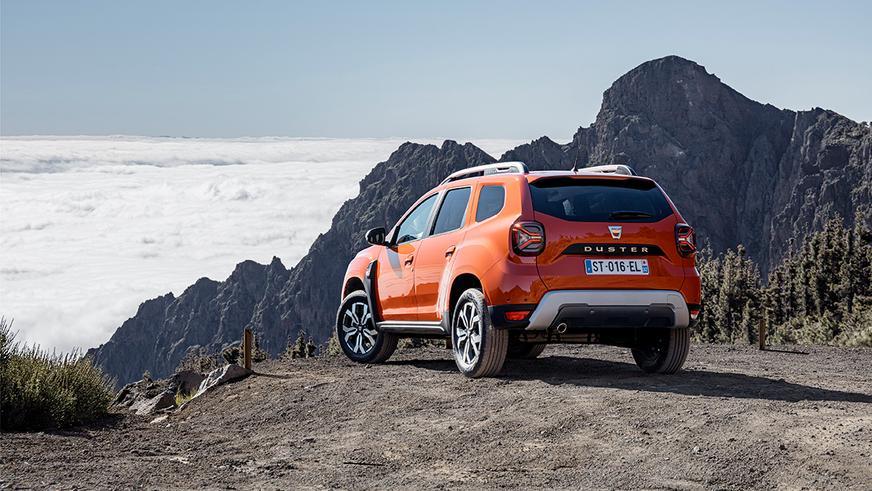 Представлен обновлённый Dacia Duster