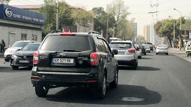 Продлевать срок временного ввоза для иностранных авто в РК не будут