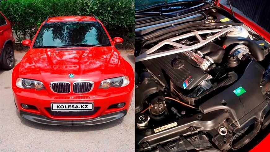 BMW M3 Touring 2003 года выпуска