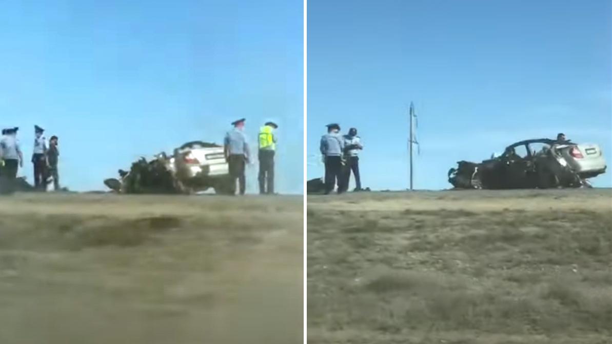 Смертельные выходные: 15 человек погибли в трёх крупных ДТП в Казахстане