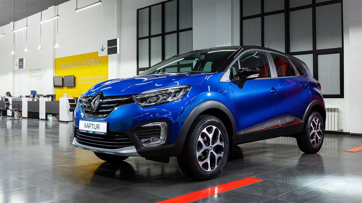 Цены на кроссоверы Renault Arkana и Kaptur упали на 1 млн тенге
